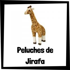 Peluches baratos de jirafa - Las mejores figuras de colección de jirafa