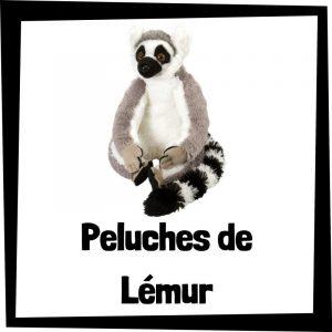 Peluches baratos de lémur - Las mejores figuras de colección de lémur