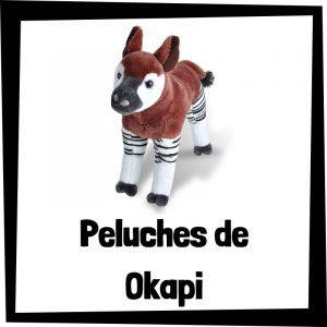 Peluches baratos de okapi - Las mejores figuras de colección de okapi