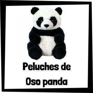 Peluches baratos de oso panda - Las mejores figuras de colección de oso panda