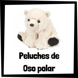 Peluches baratos de oso polar - Las mejores figuras de colección de oso polar