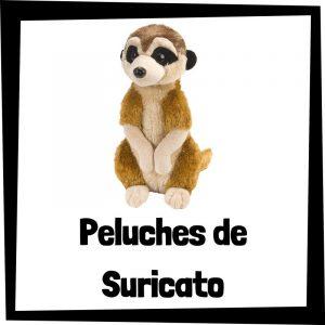 Peluches baratos de suricato - Las mejores figuras de colección de suricato