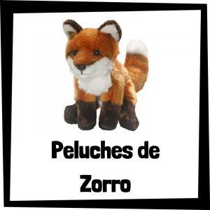 Peluches baratos de zorro - Las mejores figuras de colección de zorro