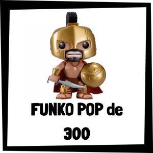 FUNKO POP de colección de Leonidas de 300 - Las mejores figuras de colección de 300