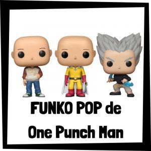 FUNKO POP de los personajes de One Punch Man - Las mejores figuras del anime de One Punch Man