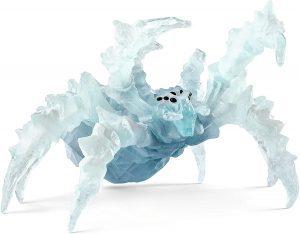 Figura de Araña de hielo de Schleich - Los mejores muñecos de arañas - Figuras de araña de animales