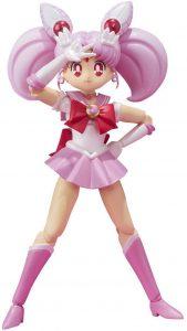 Figura de Chibi Moon de Bandai de Sailor Moon - Las mejores figuras de Sailor Moon - Muñecos de animes