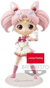 Figura de Chibi Moon de Banpresto de Sailor Moon - Las mejores figuras de Sailor Moon - Muñecos de animes