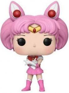 Figura de Chibi Moon de FUNKO POP de Sailor Moon - Las mejores figuras de Sailor Moon - Muñecos de animes