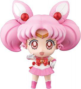 Figura de Chibi Moon de Megahouse de Sailor Moon - Las mejores figuras de Sailor Moon - Muñecos de animes