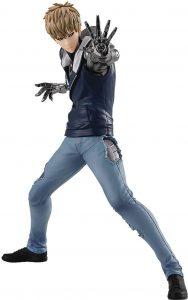 Figura de Genos de Good Smile Company de One Punch Man - Las mejores figuras de One Punch Man - Muñecos de animes