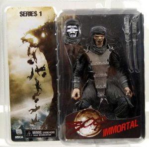 Figura de Immortal de 300 de NECA - Los mejores muñecos de 300 - Figuras de 300 de películas