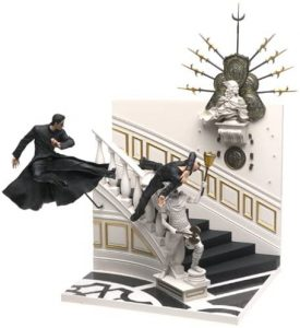 Figura de Neo de Matrix de McFarlane 2 - Los mejores muñecos de Matrix - Figuras de Matrix de películas
