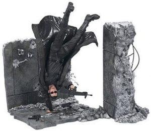 Figura de Neo de Matrix de McFarlane - Los mejores muñecos de Matrix - Figuras de Matrix de películas