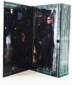 Figura de Neo de Matrix de Medicom - Los mejores muñecos de Matrix - Figuras de Matrix de películas