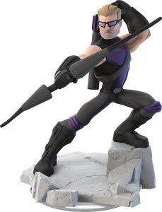 Figura de Ojo de Halcón de Disney Infinity - Las mejores figuras de Ojo de Halcón - Hawkeye