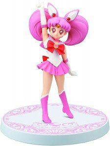 Figura de Sailor Chibi Moon de Banpresto de Sailor Moon - Las mejores figuras de Sailor Moon - Muñecos de animes
