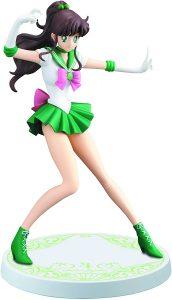 Figura de Sailor Jupiter de Banpresto 2 de Sailor Moon - Las mejores figuras de Sailor Moon - Muñecos de animes