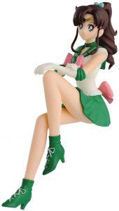 Figura de Sailor Jupiter de Banpresto de Sailor Moon 3 - Las mejores figuras de Sailor Moon - Muñecos de animes