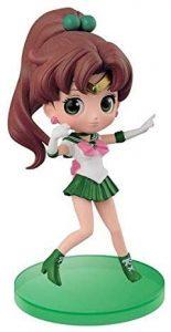 Figura de Sailor Jupiter de Banpresto de Sailor Moon Mini - Las mejores figuras de Sailor Moon - Muñecos de animes