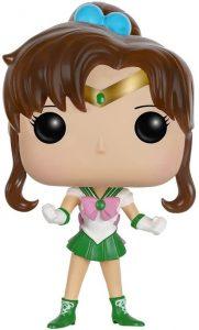 Figura de Sailor Jupiter de FUNKO POP de Sailor Moon - Las mejores figuras de Sailor Moon - Muñecos de animes