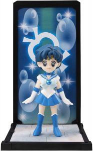 Figura de Sailor Mercury de Bandai Tamashii Nations 2 de Sailor Moon - Las mejores figuras de Sailor Moon - Muñecos de animes