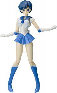 Figura de Sailor Mercury de Bandai Tamashii Nations de Sailor Moon 2 - Las mejores figuras de Sailor Moon - Muñecos de animes