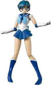 Figura de Sailor Mercury de Bandai Tamashii Nations de Sailor Moon - Las mejores figuras de Sailor Moon - Muñecos de animes