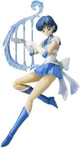 Figura de Sailor Mercury de Bandai de Sailor Moon - Las mejores figuras de Sailor Moon - Muñecos de animes