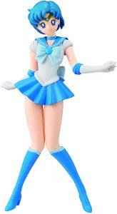 Figura de Sailor Mercury de Banpresto de Sailor Moon 2 - Las mejores figuras de Sailor Moon - Muñecos de animes