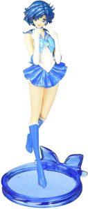 Figura de Sailor Mercury de Crystal Tamashii Nations de Sailor Moon - Las mejores figuras de Sailor Moon - Muñecos de animes