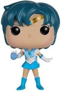Figura de Sailor Mercury de FUNKO POP de Sailor Moon - Las mejores figuras de Sailor Moon - Muñecos de animes