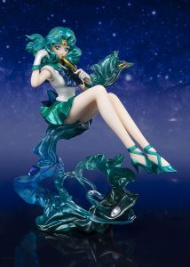 Figura de Sailor Neptune de Bandai de Sailor Moon - Las mejores figuras de Sailor Moon - Muñecos de animes