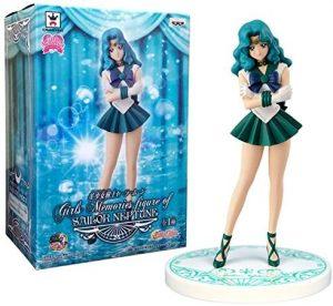 Figura de Sailor Neptune de Banpresto de Sailor Moon 2 - Las mejores figuras de Sailor Moon - Muñecos de animes
