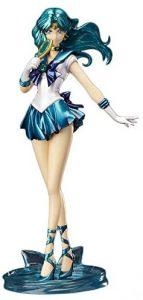 Figura de Sailor Neptune de Crystal Bandai de Sailor Moon - Las mejores figuras de Sailor Moon - Muñecos de animes