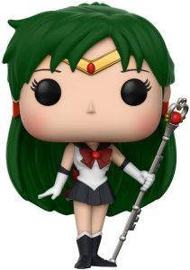 Figura de Sailor Pluto de FUNKO POP de Sailor Moon - Las mejores figuras de Sailor Moon - Muñecos de animes