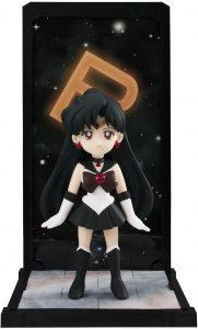 Figura de Sailor Pluto de bandai de Sailor Moon - Las mejores figuras de Sailor Moon - Muñecos de animes