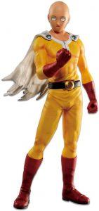 Figura de Saitama de Banpresto 2 de One Punch Man - Las mejores figuras de One Punch Man - Muñecos de animes