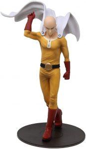 Figura de Saitama de Banpresto de One Punch Man - Las mejores figuras de One Punch Man - Muñecos de animes