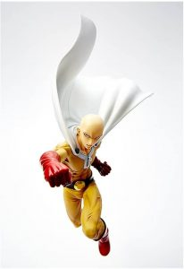 Figura de Saitama de Good Smiler Company 2 de One Punch Man - Las mejores figuras de One Punch Man - Muñecos de animes