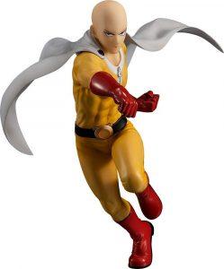 Figura de Saitama de Good Smiler Company de One Punch Man - Las mejores figuras de One Punch Man - Muñecos de animes
