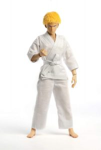 Figura de Saitama de ThreeZero de One Punch Man - Las mejores figuras de One Punch Man - Muñecos de animes