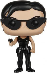 Figura de Trinity de Matrix de FUNKO POP - Los mejores muñecos de Matrix - Figuras de Matrix de películas