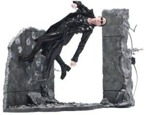 Figura de Trinity de Matrix de McFarlane - Los mejores muñecos de Matrix - Figuras de Matrix de películas