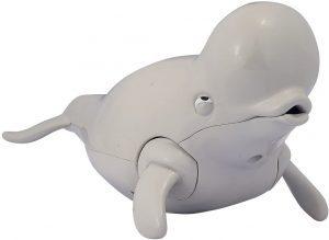 Figura de beluga de Bandai - Los mejores muñecos de belugas - Figuras de beluga de animales