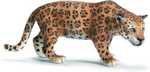 Figura de jaguar de Schleich 2 - Los mejores muñecos de jaguares - Figuras de jaguar de animales