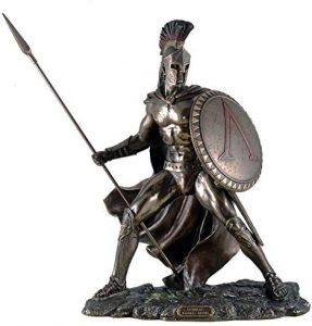 Figura de leonidas de 300 de Unbekannt - Los mejores muñecos de 300 - Figuras de 300 de películas