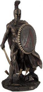 Figura de leonidas de 300 de Zevkos - Los mejores muñecos de 300 - Figuras de 300 de películas