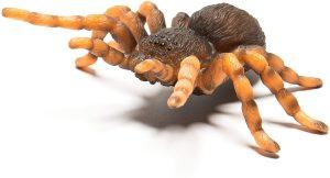 Figura de tarántula de Collecta - Los mejores muñecos de arañas - Figuras de araña de animales