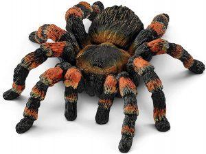 Figura de tarántula de Schleich - Los mejores muñecos de arañas - Figuras de araña de animales